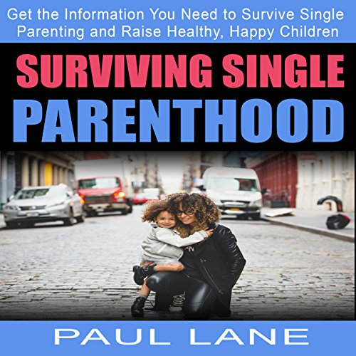 Surviving Single Parenthood cover art