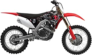 Factory Effex 17-20 Honda CRF450R 2019 Metal Mulisha Shroud Graphic Kit - Honda