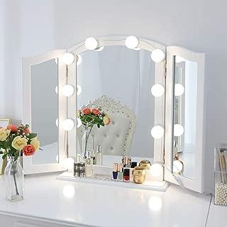 Mejor Makeup Mirror With Led Lights de 2020 - Mejor valorados y revisados