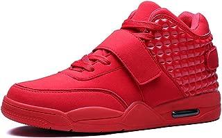 Best mens red high top sneakers Reviews