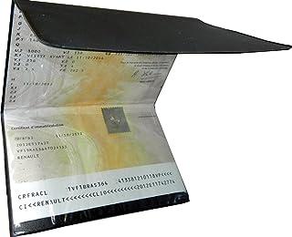 Peraline Etui PVC Porte Carte-Grise
