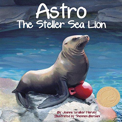 Astro: The Steller Sea Lion copertina