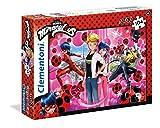 Clementoni 23712–Puzzle Miraculous Ladybug