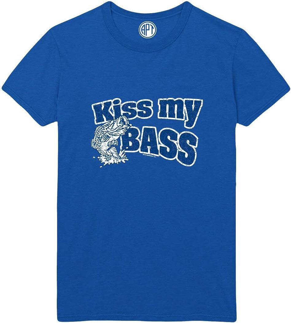 Kiss My Bass Printed T-Shirt