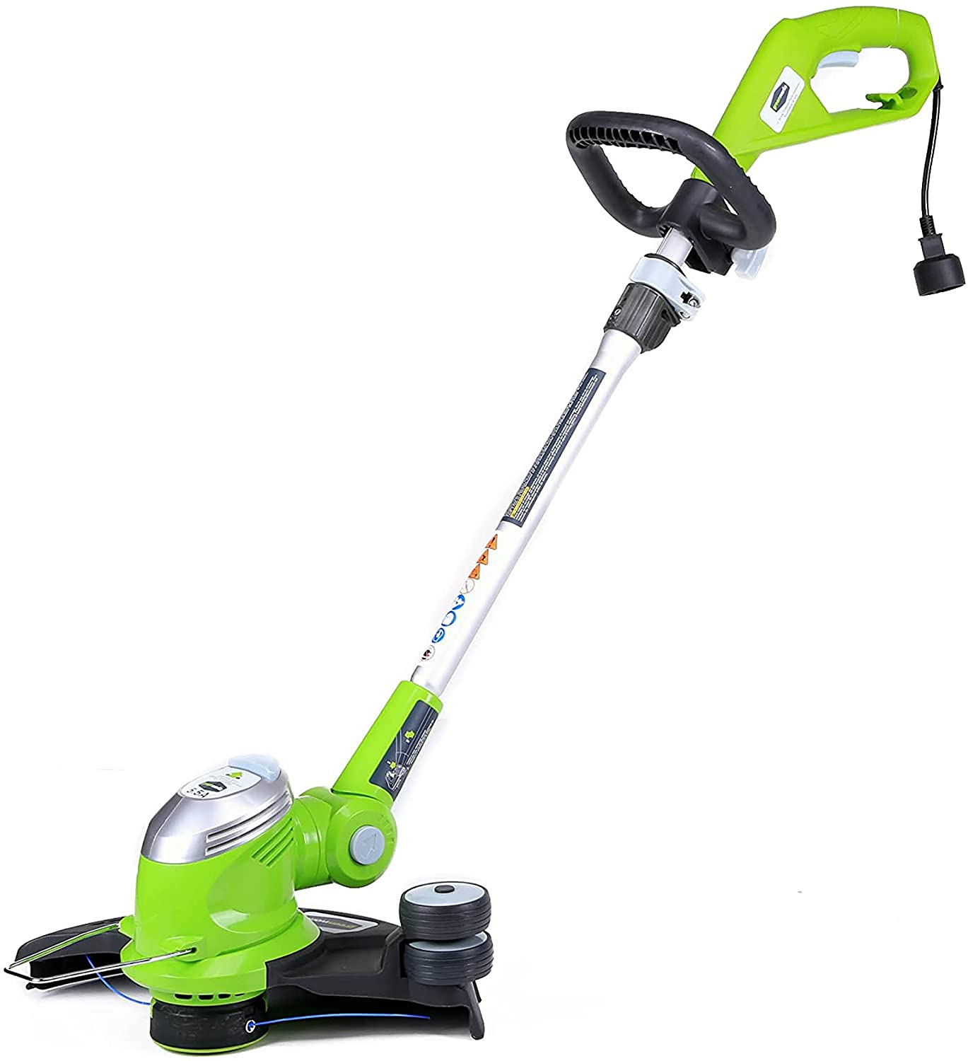 Greenworks 21272 Corded String Trimmer - best string trimmers for the money
