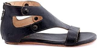 Women's Soto Dress Sandal, Black Rustic, 9 M US