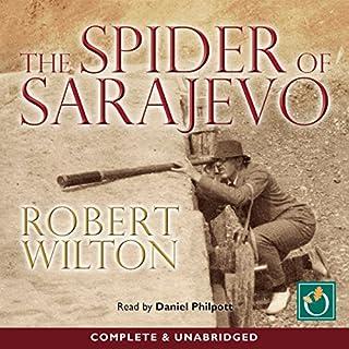 The Spider of Sarajevo cover art