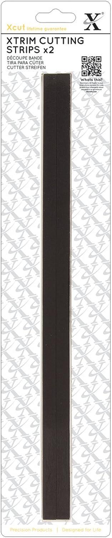 Xcut Xtrim Cutting Strips 13'' 2 Pkg-For XC268400 B00IP2JJ1G     Geeignet für Farbe