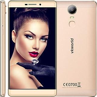 Mobile Phone T1 Plus Kratos, 2GB+16GB, Fingerprint Identification, 2.5D 6.0 inch Android 6.0 MTK6735 Quad Core 1.0GHz, Net...