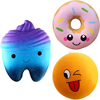 Best galaxy tooth squishy Reviews