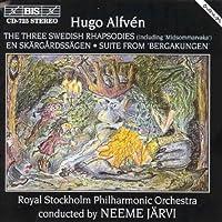 3 Swedish Rhapsodies by HUGO ALFVEN (1995-05-30)