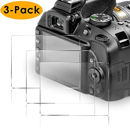 atFoliX Glass Protective Film for Pentax K-5 Glass Protector 9H Hybrid-Glass
