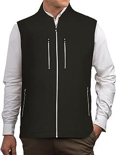 SCOTTeVEST 101 Travel Vest for Men - Hidden Pockets - Lightweight Utility Vest