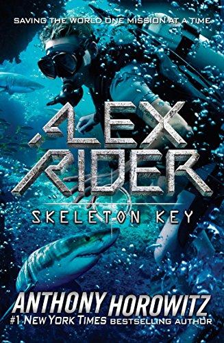 Skeleton Key (Alex Rider)の詳細を見る