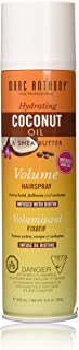 Marc Anthony Coconut Oil Volume Hairspray 8.8 Ounce (260ml) (2 Pack)