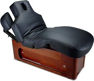053361 Elektrische Behandlungsliege Therapieliege Massageliege Wellnessliege Schwarz