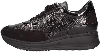 Agile By Rucoline 1304 Sneaker Nero