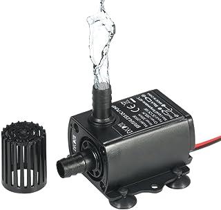 Mini Micro Bomba Sumergible de Agua Aceite Ultra Silencioso