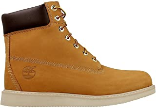 Timberland Boots Newmarket 6 inch Wedge Boot WP Jaune Homme