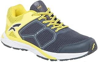 FURO by Redchief Men's Grey Running Shoes-9 UK (44 EU) (R1006 7571_9)
