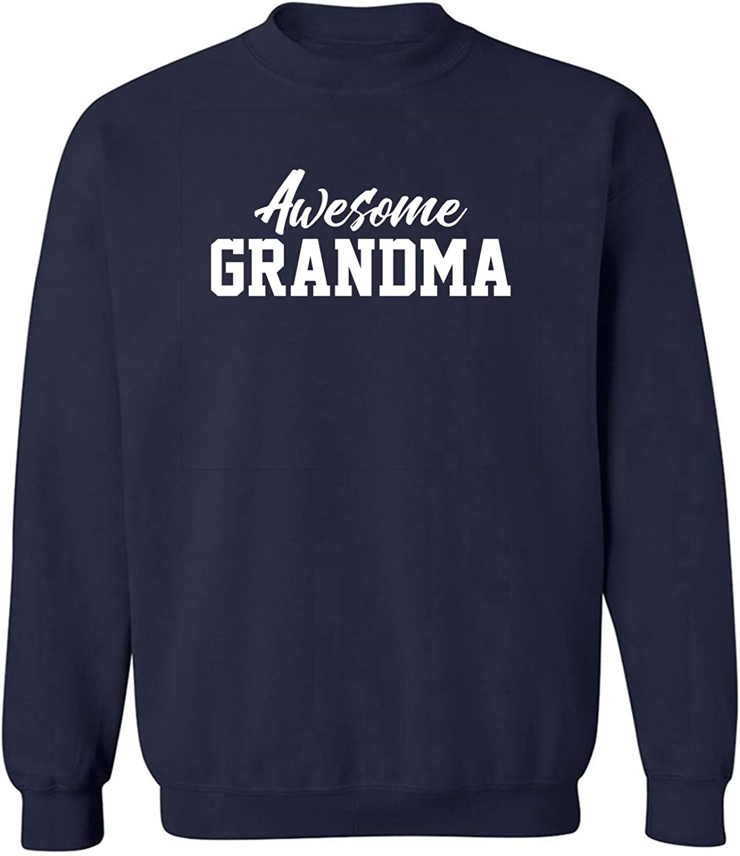 Awesome Grandma Crewneck Sweatshirt