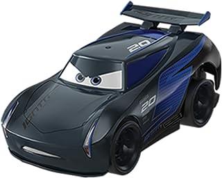 Mattel FYX41 – Disney bilar Turbostart Jackson Storm, leksak från 3 år