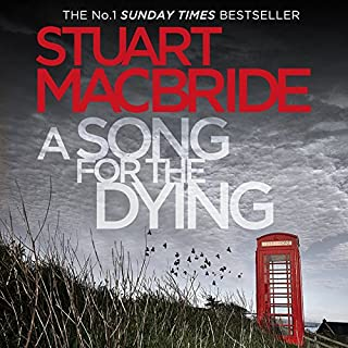 A Song for the Dying audiobook cover art