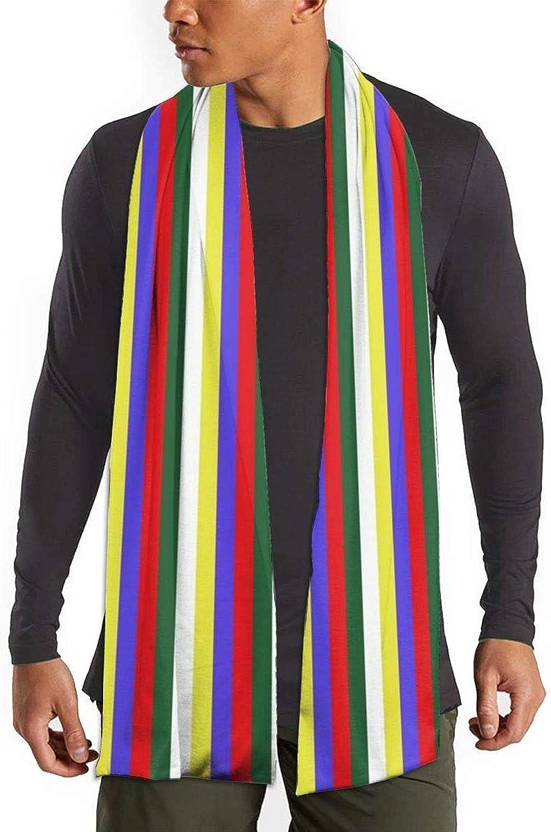 Mini Stripe Order Eastern Star Scarfs – Imported Lightweight Neckwear Blanket Wrap Winter Shawl