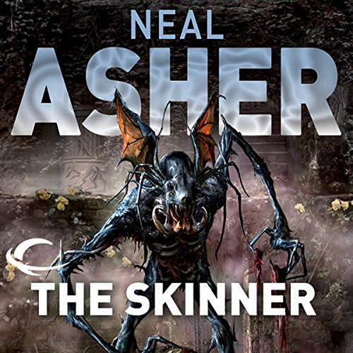 The Skinner audiobook cover art
