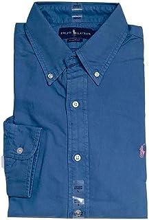 Ralph Lauren Polo Men's Long Sleeve Button Down Oxford Shirt