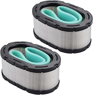 Milttor 2 Packs 16-083-04-S 16-083-05-S Air Filter Fit Kohler ZT710-ZT740 KT715-KT745 19HP-26HP Combo Lawn Mower Bad Boy 063-5003-00 16 083 04-S 1688304