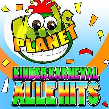 Kinder Karneval - Alle Hits