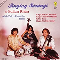 Singing Sarangi