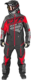 FXR CX Monosuit - Lava Red/Black/Charcoal - LRG