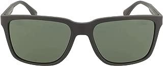 Armani EA4047 Sunglasses 575871-56 -, Green EA4047-575871-56