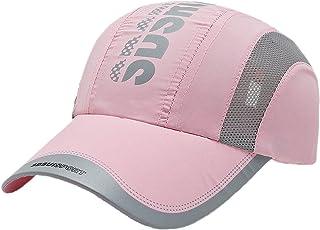 Kids Girls Boys Quick Dry Mesh Trucker Cap Sun Hat Summer Cooling Sport Visor Tennis Baseball Hat Age 5-14