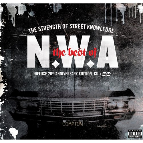 NWA: The best of N.W.A - The Strength Of Street Knowledge (CD DVD)