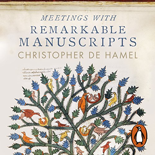 Meetings with Remarkable Manuscripts audiobook cover art