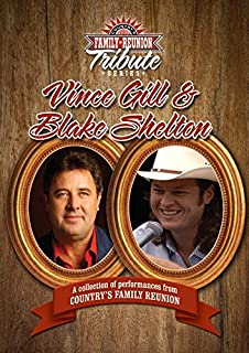Country Family Reunion Tribute Series [DVD]