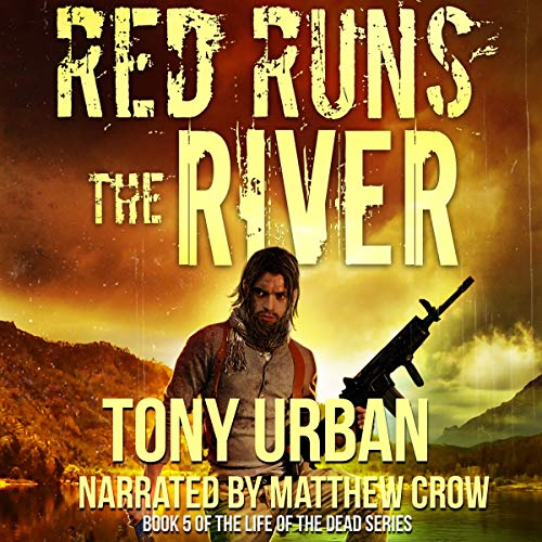 Red Runs the River  By  cover art