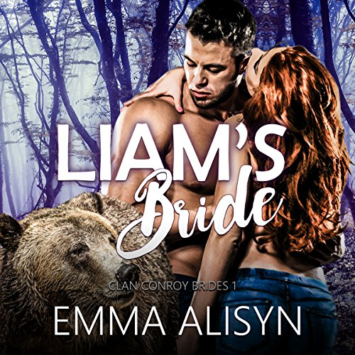 Liam's Bride: BBW Bear Shifter Romance audiobook cover art
