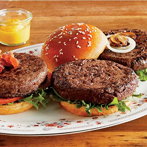 The Ultimate Burger Combo, 8 of each burger from The Swiss Colony
