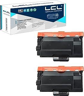 LCL Brother用 ブラザー用 TN-61J TN-62J (1パック ブラック) 互換トナーカートリッジ 対応機種:HL-L5000D,HL-L5100DN,HL-L5200DW,HL-L5200DWT,HL-L6200DW,HL-L6...