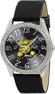 Game Time NHL Toronto Maple Leafs Wrist Watch, White, 47.67 mm
