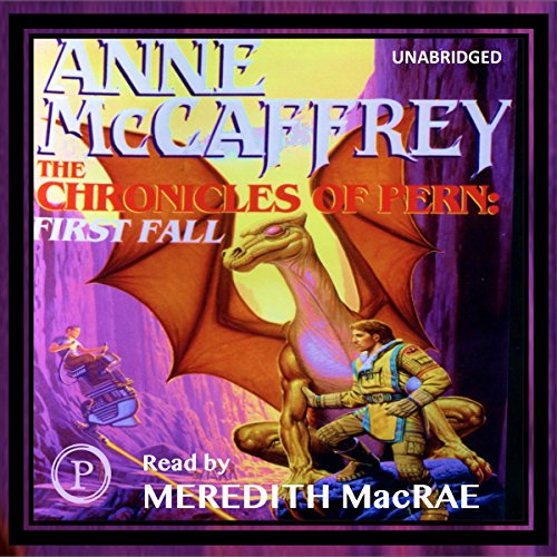 The Chronicles of Pern audiobook cover art