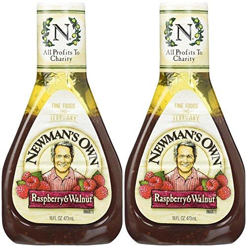 Newman's Own Raspberry Dressing - 16 oz - 2 pk
