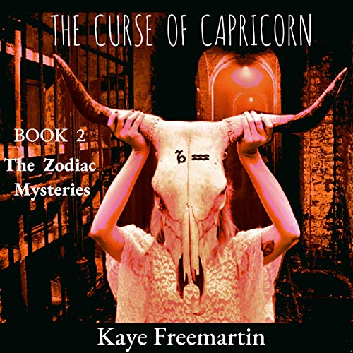 The Curse of Capricorn audiobook cover art