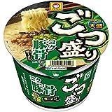マルちゃん ごつ盛り コク豚骨ラーメン ケース(12コ入)
