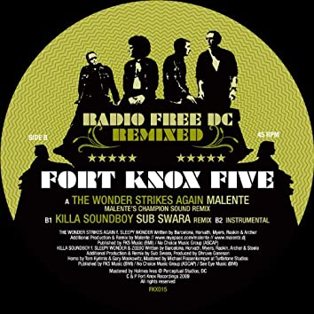 Radio Free DC Remixed Vol. 2