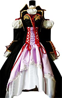Women's Vocaloid Cosplay Costume Yowane Haku Megurine Dress